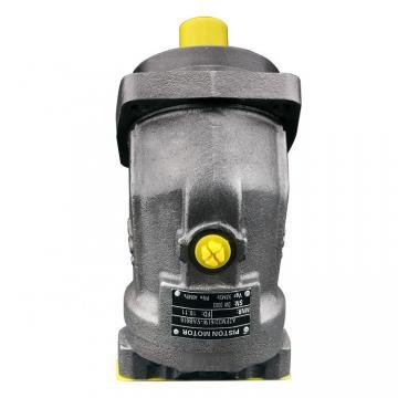 PV2r12 Series Double Vane Pump